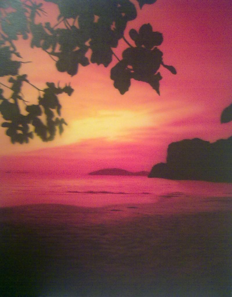 Tha Sunset