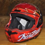 Custom Helmet paint